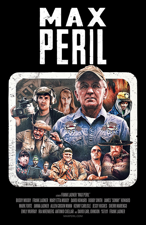 Max Peril Official Poster